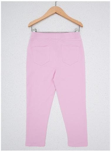 U.S. Polo Assn. Pantolon Pembe